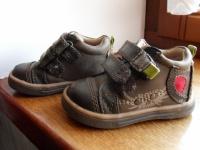 PETIT PIRATE Profil chaussures p 19CUIR 1 e