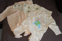 Lot de pyjamas 3 mois en coton (voir description) 3 e