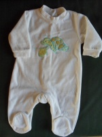 BABY CLUB  Pyjama 1 mois 2 e