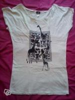 MELODIE AMOUR LBC tee shirt H&M