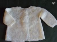 3 mois 2 e brassiere tricot main