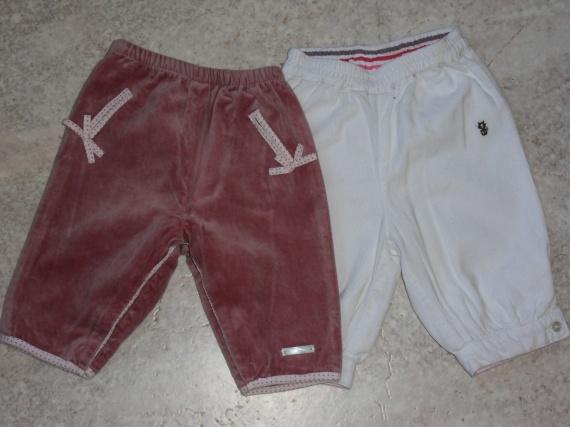 4e pantalons 3 mois Caro FLORENTIN LBC le 10.03.11