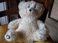 KDO Mauricette le 24.05.11 Ourson NOCIBE 30 cm