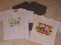3e Lot de  tee shirts Mc 24 mois