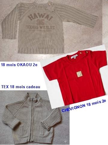 lot 18 mois Maman de HERMES LBC 11.06.11