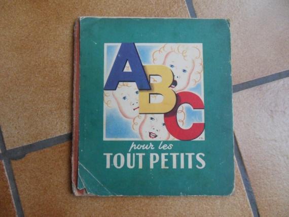 20e Abécédaire de collection Année 1949
