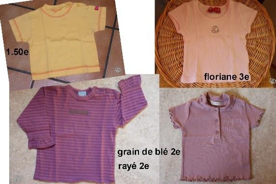 Lot 5  BLANDINE La Ferté Alais le 15.12.11 pr 72e total