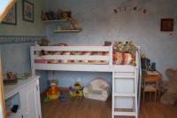 Etienne dit : Mon lit grand !