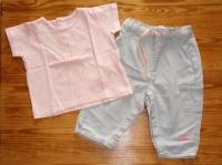 5€ SERGENT MAJOR le pantalon + Kiabi pour le petit haut  TTBE 12 mois