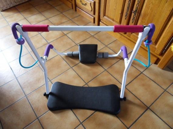 12€ appareil Fitness JF D'Anthony le 03.10.12 LBC