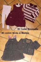 16€ lot 24 Mois STEPHY le 01.12.12 LBC