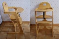 15€ Chaise haute ZOUZOU pr bébé Michel le 10.06