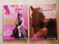 3e le lot de deux livres castor poche ( Passion cheval )
