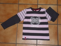 3€ taille 4 ans