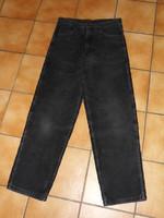 1e Taille 42 Velours noir cotelé TBE
