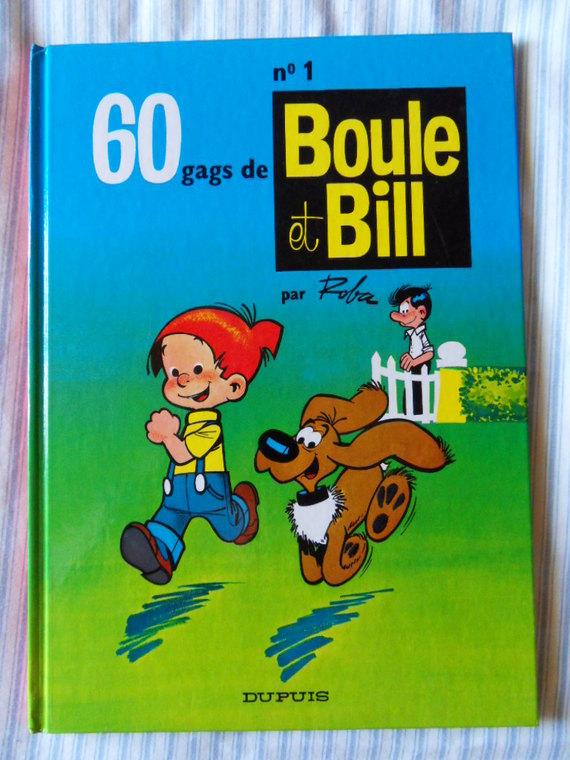 2e 60 gags de boule et Bill  Etat Neuf