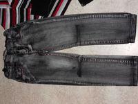 1e Pantalon orchestra noir ( voir ci après photo des genoux )