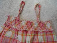 porté par ma puce comme robe à 3 ans et tunique à 4 ans