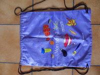 2€ sac à dos souple Tupperware