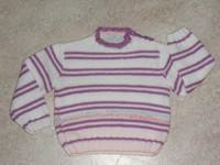 4 ans tricot main neuf 4€