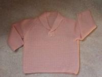 4€ tricot main 4 ans