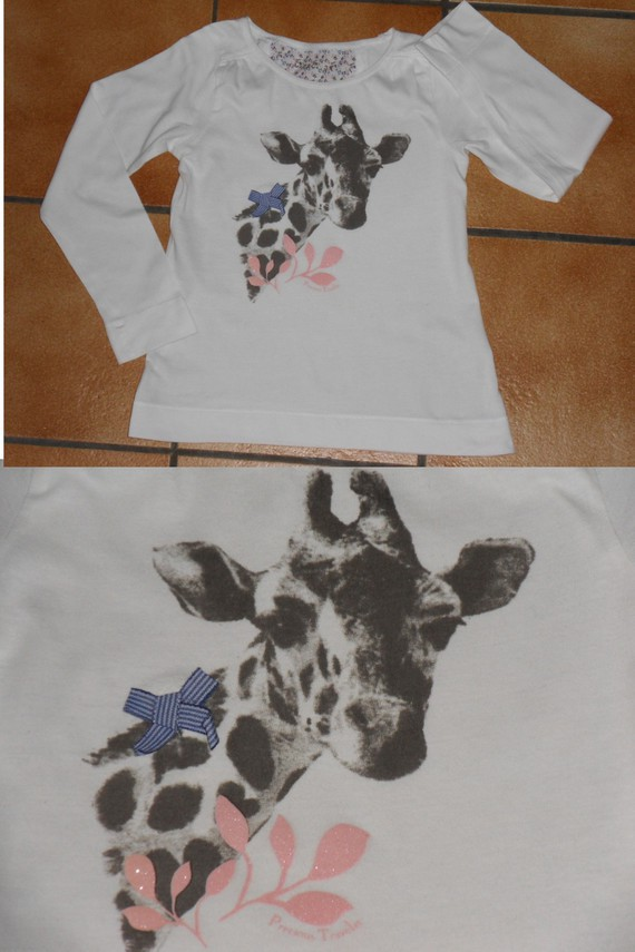 Tee shirt Taille 6 ans