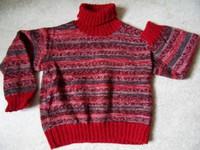 3 ans tricot main 3€