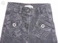 3€ pantalon velours noir okaidi 3 ans