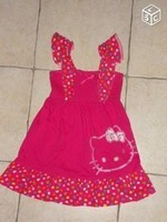 4€ Hello Kitty 5 ans
