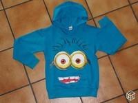 4€ T-Shirt Mignon 7 ans