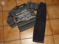6€ Pyjama NKY 6 ans