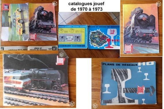 34€ Denis AzizLBC le 12.07.16 lot 5 catalogues jouef