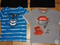 7€ le lot Pirates