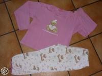 1,50€ Pyjama 5 ans