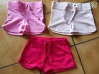 4e le lot shorts 4 ans