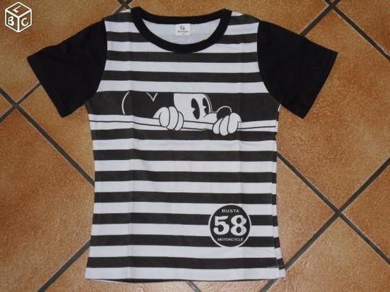 6 ans mickey 5€
