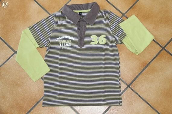 8 ans polo legend team 4€