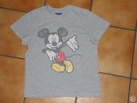 8 ans Tee shirt MC MICKEY 4e