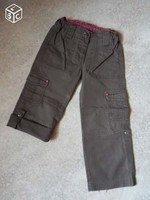 2€ pantalon sergent major 3 ans