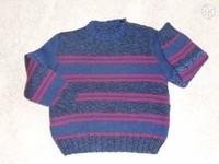 5€  tricot main 5 ans
