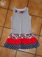 4e robe Younghearts taille 4 ans