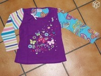 5€ taille 5 ans