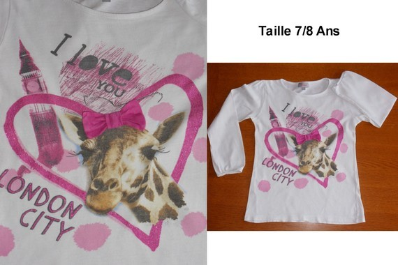 Taille 7-8 ans
