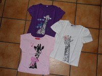 Violet taille 5 ans 3€