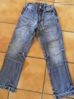 2€ Pantalon TAO Bas élimés