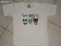 Tee shirt 9 ans en cadeau