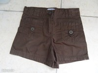 3e short okaidi 5 ans