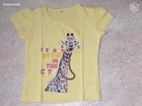 3 ans Girafe 2€