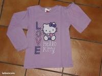 5 ans Hello Kitty 3€