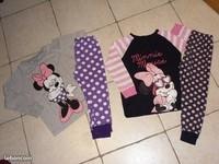7€ lot de 2 pyjamas GAP 6 ans